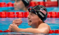 'Just Proud': Ledecky Finally Wins Gold at Tokyo Olympics