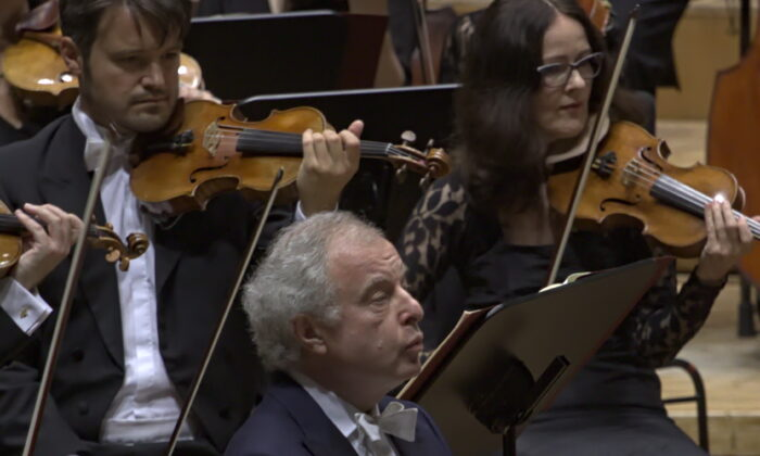 Andras Schiff in Leipzig in 2016. (Hiuper/CC SA-BY 4.0)