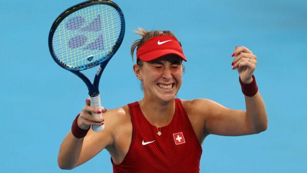 Tennis - Women's Singles - Semifinal