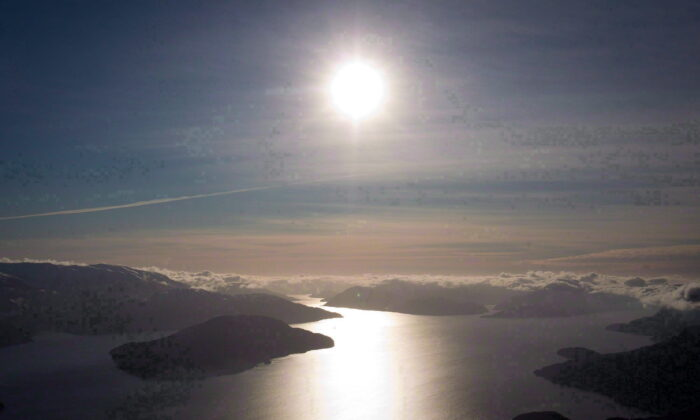 A view of Douglas Channel south of Kitmat, B.C., in a file photo. (The Canadian Press/Darryl Dyck)