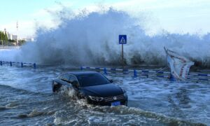 Chinese Officials Step Up Typhoon Response After Botched Flood Handling