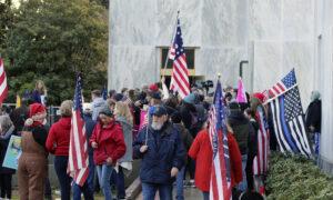 Former Oregon Lawmaker Gets Probation In State Capitol Breach Incident