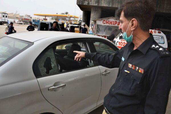 Shooting Pakistan