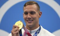 Team USA Adds Two Gold Medals as Dressel Sets New Record