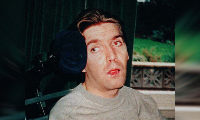 Undated file photo of Andrew Devine (then aged 30) after emerging from an eight-year vegetative state following the Hillsborough disaster. (Family handout/PA)