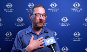 Shen Yun Is a Transformative Experience, Says Media Producer