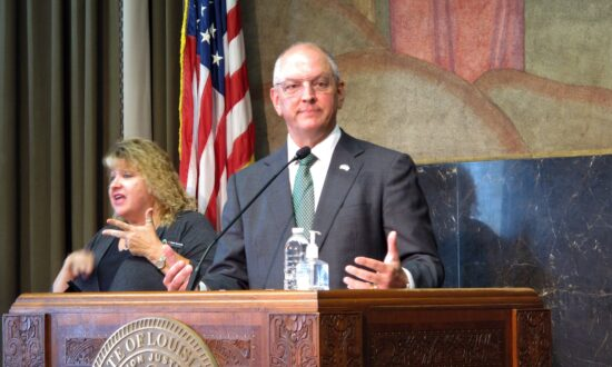 'Incredibly Important:' Louisiana Governor Extends Indoor Mask Mandate