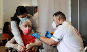 Majority of Hospitalized COVID-19 Patients at Hospital in Israel Are Fully Vaccinated: Doctor