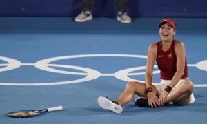 Not Federer, Not Wawrinka: Bencic Gets Gold for Switzerland