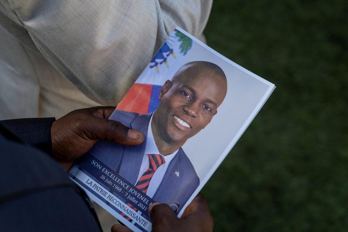 Haiti Arrests 4th Police Officer in President's Murder