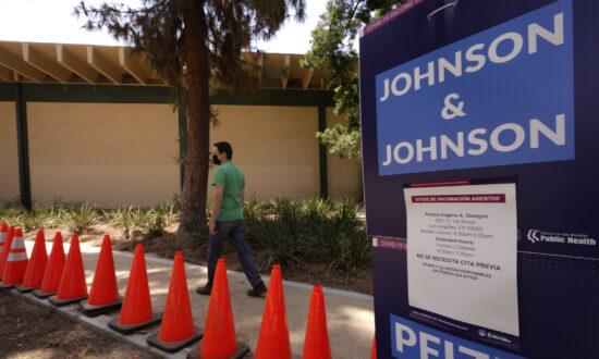 FDA Extends Shelf Life of Johnson & Johnson's COVID-19 Vaccine
