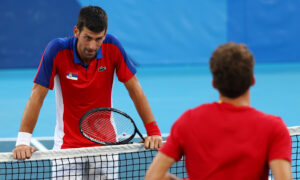 Djokovic Goes Home Without a Medal After Golden Slam Dream Ends