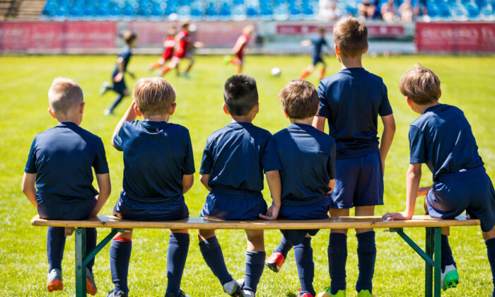 When it comes to your job, some of you may feel just like a little kid who only wants to get in the game. (matimix/Shutterstock)