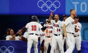 US Beat South Korea to Make Olympics Baseball Quarterfinals With Japan