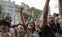 'Our Freedom Is in Danger': Protests Erupt Across Europe Over COVID-19 Mandates