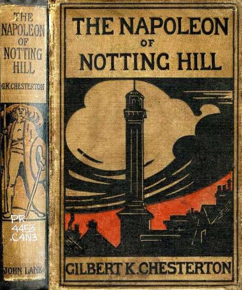 One of G.K. Chesterton's novels.
