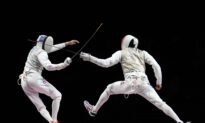 France Beats Russians for Team Foil Gold