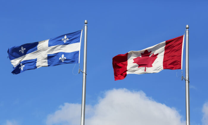 No doubt political parties realize there's stiff competition in Quebec, where any seat could flip in an unpredictable direction, necessitating some advertising panache. (Martin Good/Shutterstock)