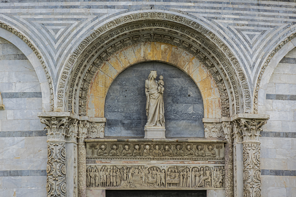 The,Baptistery,Of,St.,John,(battistero,Di,San,Giovanni,,1363)