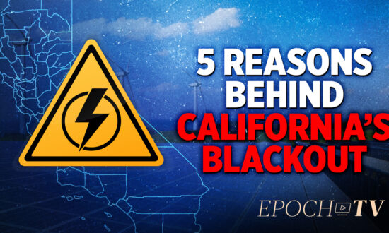 Five Reasons Behind California's Energy Shortage   Jim Phelps