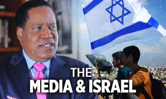 The Media's Liberal Bias for the Palestinian Narrative and Against Zionist Israel, the Jewish State | Larry Elder
