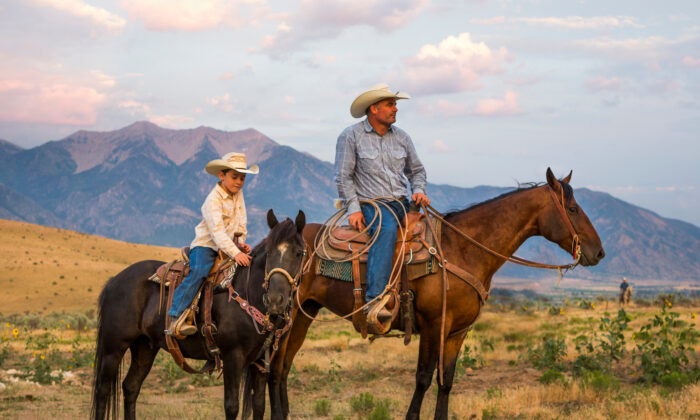 """""""The cowboy's code applies to all true cowboys and if you break one of these, you are no longer a cowboy,"""" writes Jerry Sinor from Colorado. (Diane Diederich/Shutterstock)"""