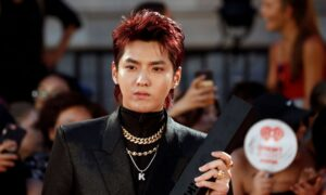 Police in China Detain Canadian Pop Star Kris Wu Over Rape Allegation