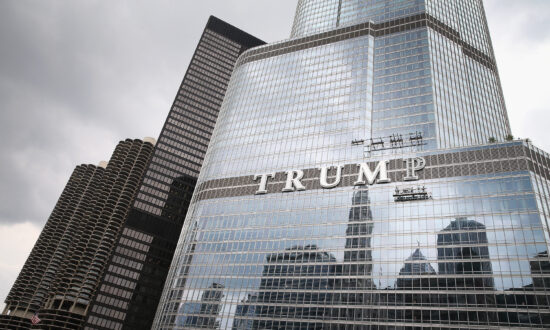 Chicago Officials Trying to Block $1 Million Tax Refund on Trump Building