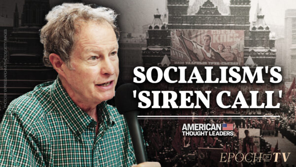 Whole Foods CEO John Mackey on the 'Siren Call' of Socialism and Why Businesses Should Stay Apolitical