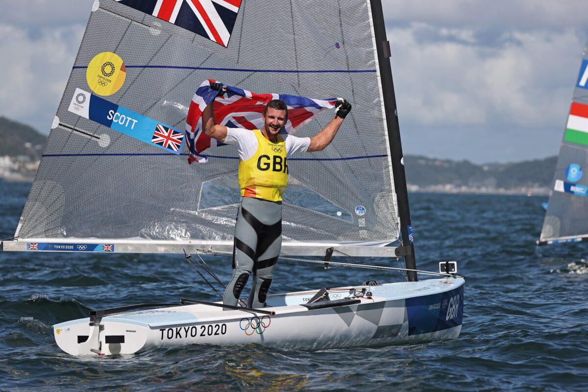 Sailing - Men's Finn - Medal Race