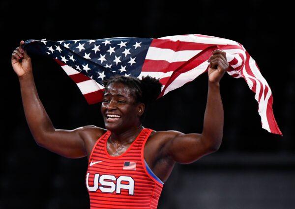 Wrestling - Freestyle - Women's 68kg - Gold medal match