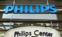 FDA Classifies Philips Ventilator Recall Due to Low Oxygen Risk
