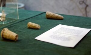 Iraq Says US to Return 17,000 Ancient Artifacts Looted After Invasion