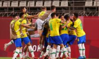 Brazil Beat Mexico on Penalties to Reach Olympic Final