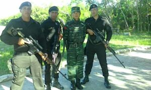 Chinese Paramilitary Trained Cuban Security Forces Responsible for Suppressing Protesters