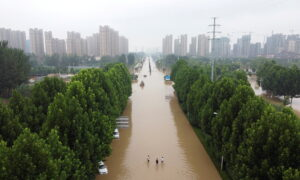 China Lodges Representations With BBC Over Flood Reporting