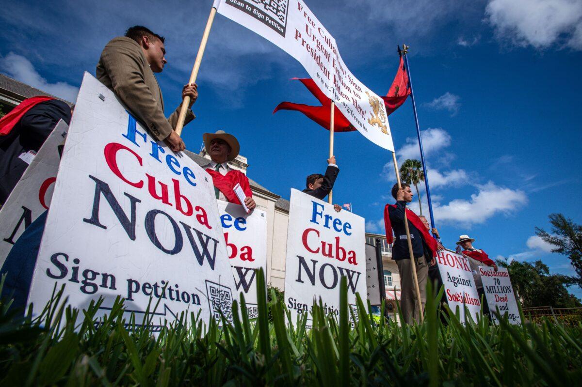 US-CUBA-UNREST-DIPLOMACY