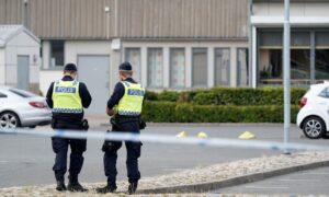At Least 3 Wounded in Sweden Shooting