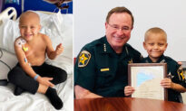 5-Year-Old Who Fought Cancer Becomes Honorary Deputy: 'The Smile on His Face Was Priceless!'