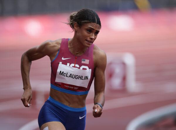 Athletics - Women's 400m Hurdles - Final
