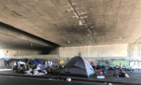 Woman Sues LA After Being Struck by a Car on a Street Where Tents Block the Sidewalk