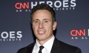 Chris Cuomo Silent on Brother's Sexual Harassment Scandal