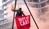 Extinction Rebellion Fossil Fuels Protest Disruption in 2 Australian Cities