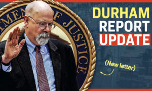 Facts Matter (Aug 5): DOJ Releases New Letter About Durham Probe; Exclusive Interviews With Former AG, DNI