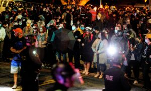 Los Angeles Police Commission Approves LAPD's Echo Park Protest Report