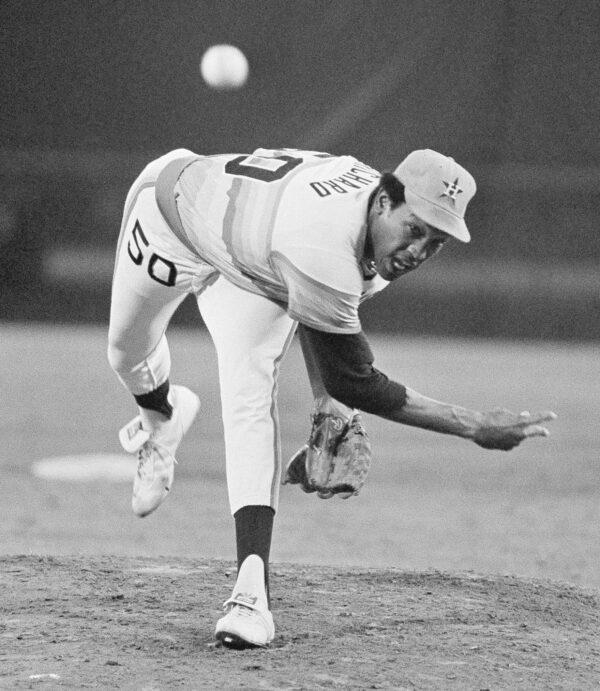 Houston Astros J. R. Richard