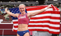 USA's Pole Vaulter Katie Nageotte Wins Gold in Tokyo Olympics Finals
