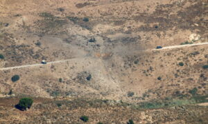 Israeli Fighter Jets Strike Launch Sites in Response to Lebanese Rocket Attack