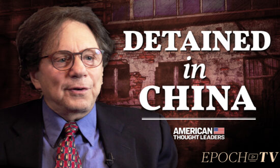EpochTV: Warren Rothman Tells His Harrowing Story of Being Detained and Beaten in a Black Jail in China