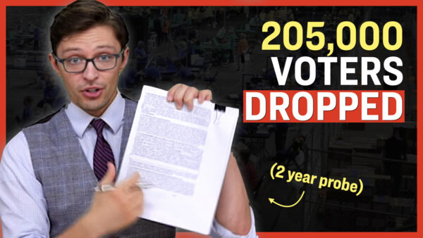 Facts Matter (Aug. 6): 2-Year-Long Investigation Results in 205,000 People Removed from Voter Rolls in Wisconsin